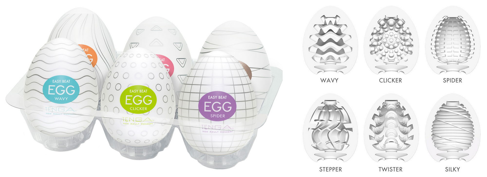 Tenga Egg Pack 1