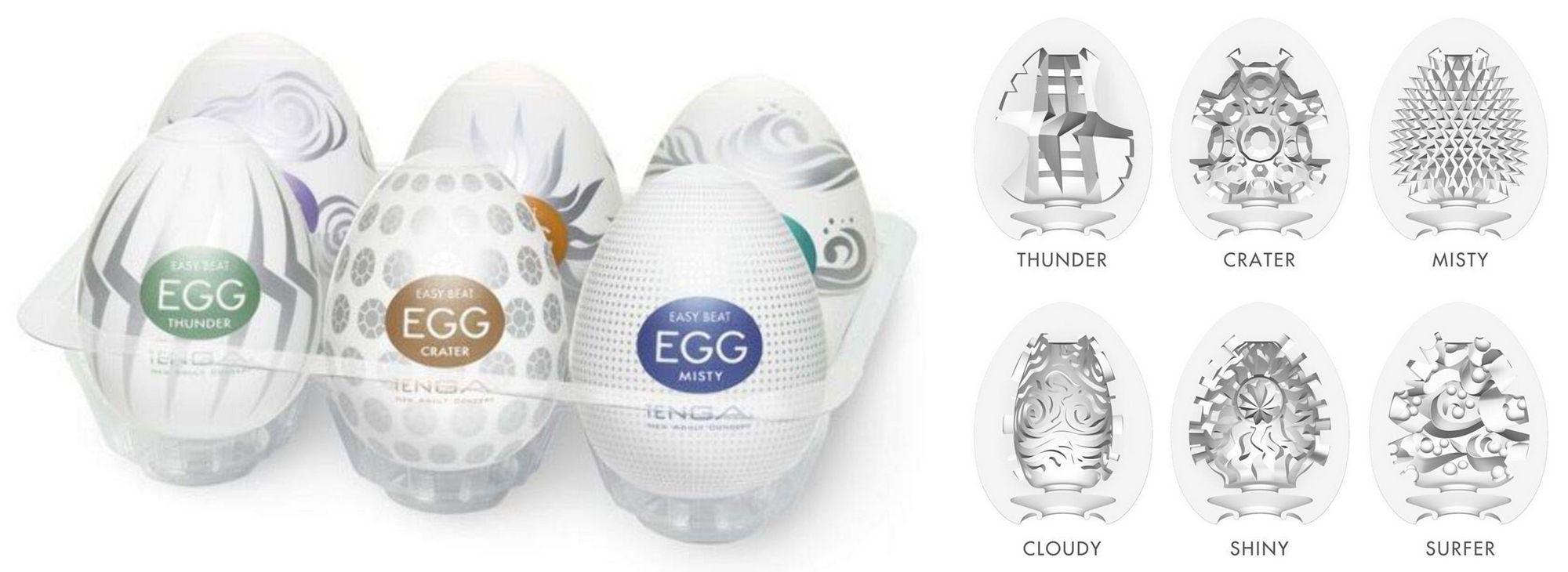 Tenga Egg Pack 2