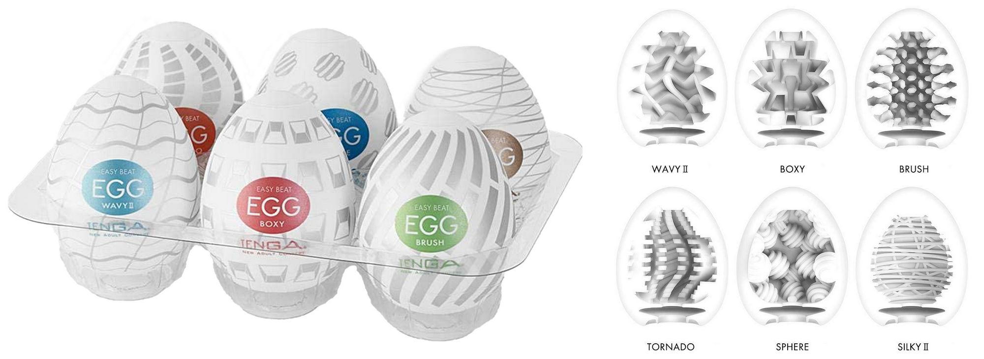 Tenga Egg Pack 3